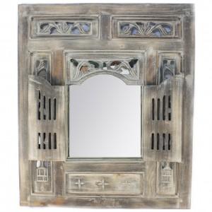 Зеркало с окошком 2
