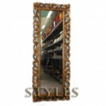 Зеркало большое (золото)