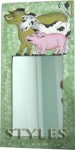 Зеркало с коровой