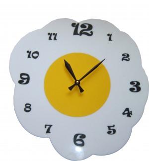 """Часы """"Яичница"""""""