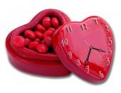 """Часы """"Сладкое сердце"""""""