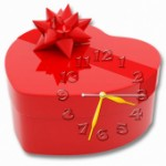"""Часы """"Сердце"""""""