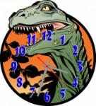 """Часы """"Динозавр 2"""""""
