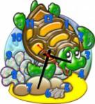 """Часы """"Черепаха 3"""""""