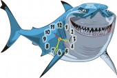 """Часы """"Акула 3"""""""