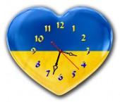"""Часы """"Сердце 5"""""""