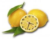 "Часы ""Лимон"""