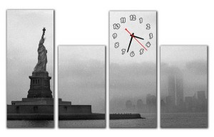 """Часы """"Статуя Свободы"""""""