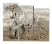 "Часы ""Дикая лошадь"""