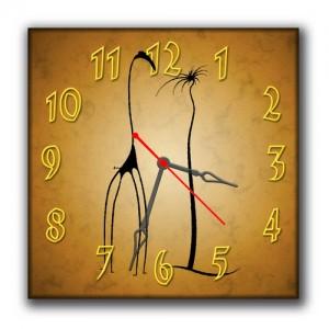 """Часы """"Абстракция -3"""""""