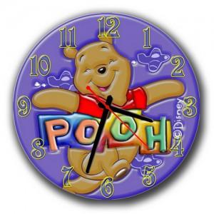 """Часы """"Pooh"""""""
