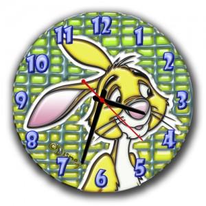 """Часы """"Кролик с мультика"""