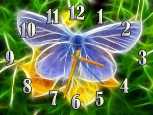 """Часы """"Абстракция 10"""""""
