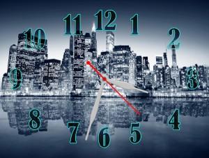 """Часы """"Нью йорк 2"""""""