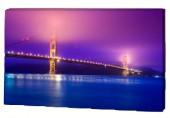 """Картина """"Ночной мост"""