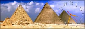 "Часы ""Пирамиды"""
