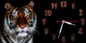 "Часы ""Тигр"""