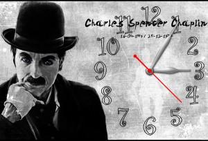 "Часы ""Чарли Чаплин"""