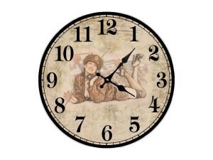 """Настенные часы """"Кокетка"""""""