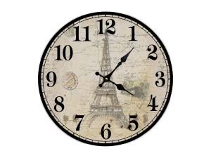 """Настенные часы """"Эйфелевая башня"""""""