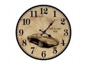 """Настенные часы """"Porsche 959"""""""