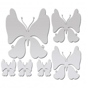 Набор нежные бабочки