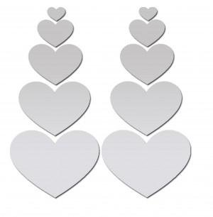 Набор сердец