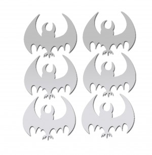 Набор летучих мышей